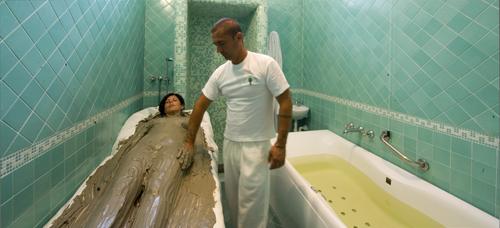 Terme Fiola Casamicciola, Isola d\'Ischia - Fango, doccia termale ...